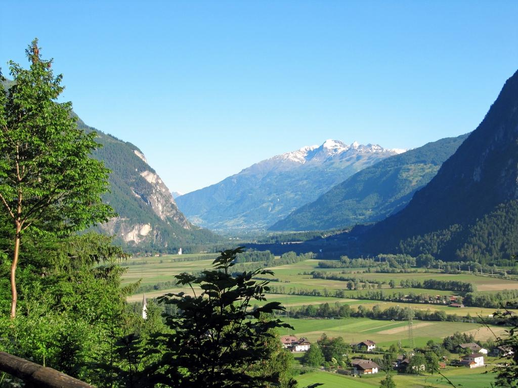 Das Drautal in Kärnten