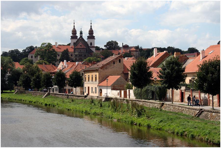 Das ehemalige jüdische Ghetto in Trebic