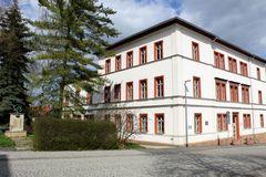 das ehemalige Pestalozzi-Gymnasium
