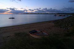Das einsame Boot