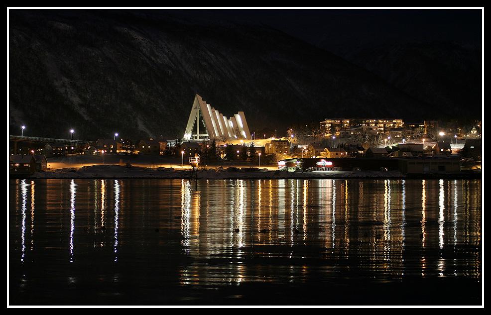Das Eismeer und seine Kathedrale