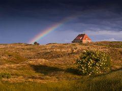 Das Ende des Regenbogen