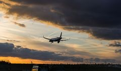 Das Ende einer Flugreise