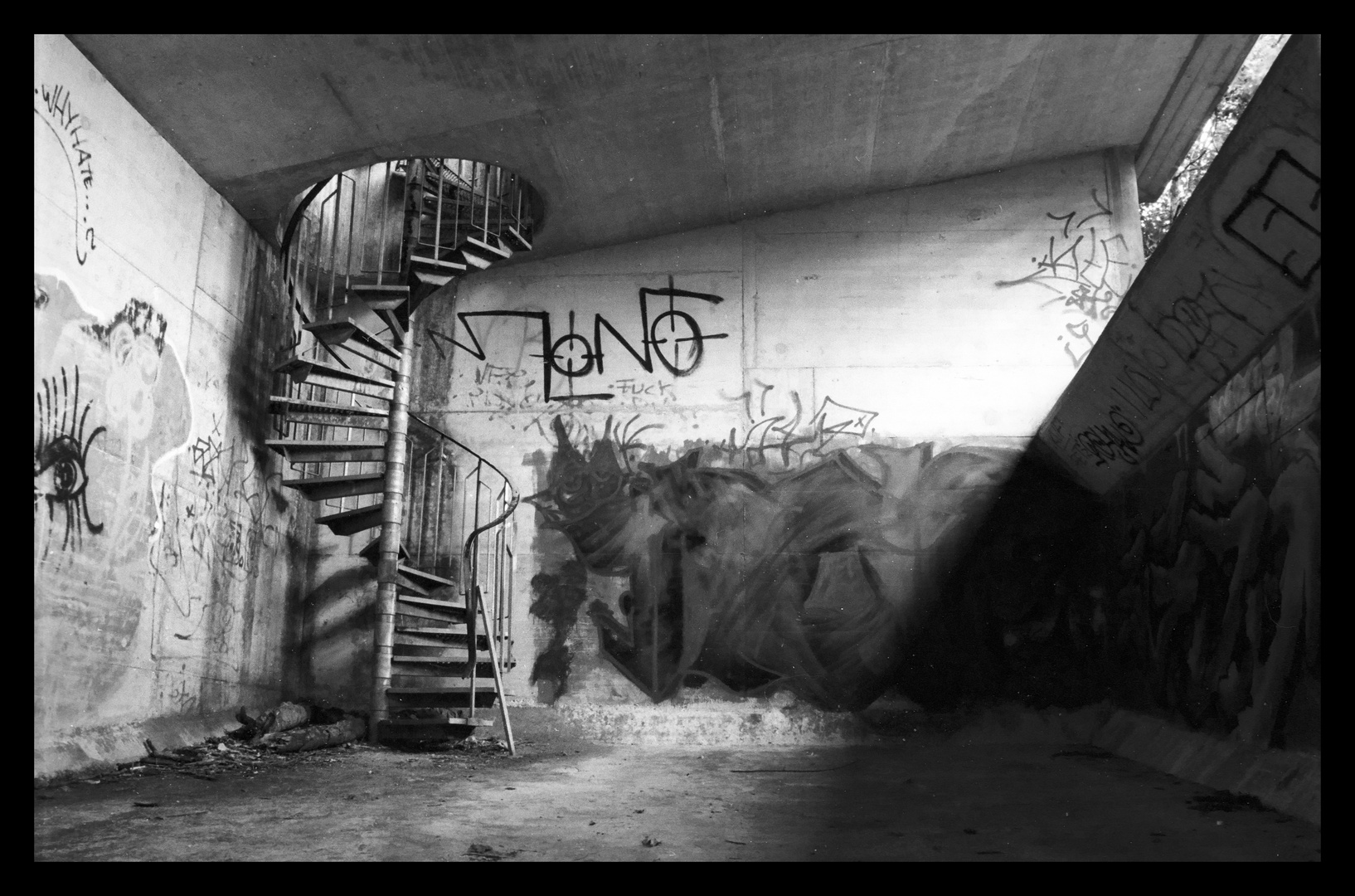 Das Ende vom Tunnel