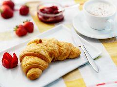 Das Erdbeer-Frühstück