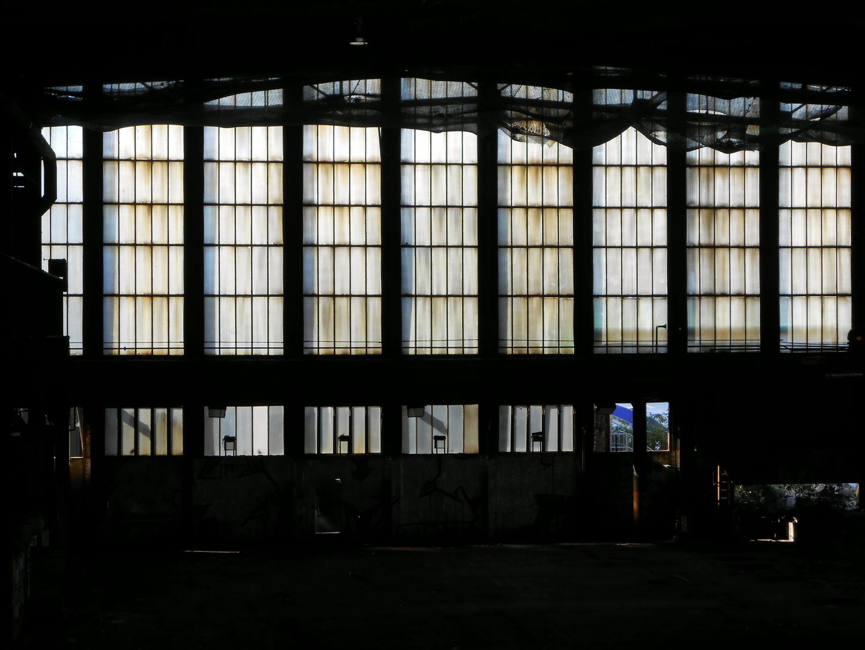 Das erste Fensterchen . .