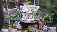 Das etwas andere Gartenhaus