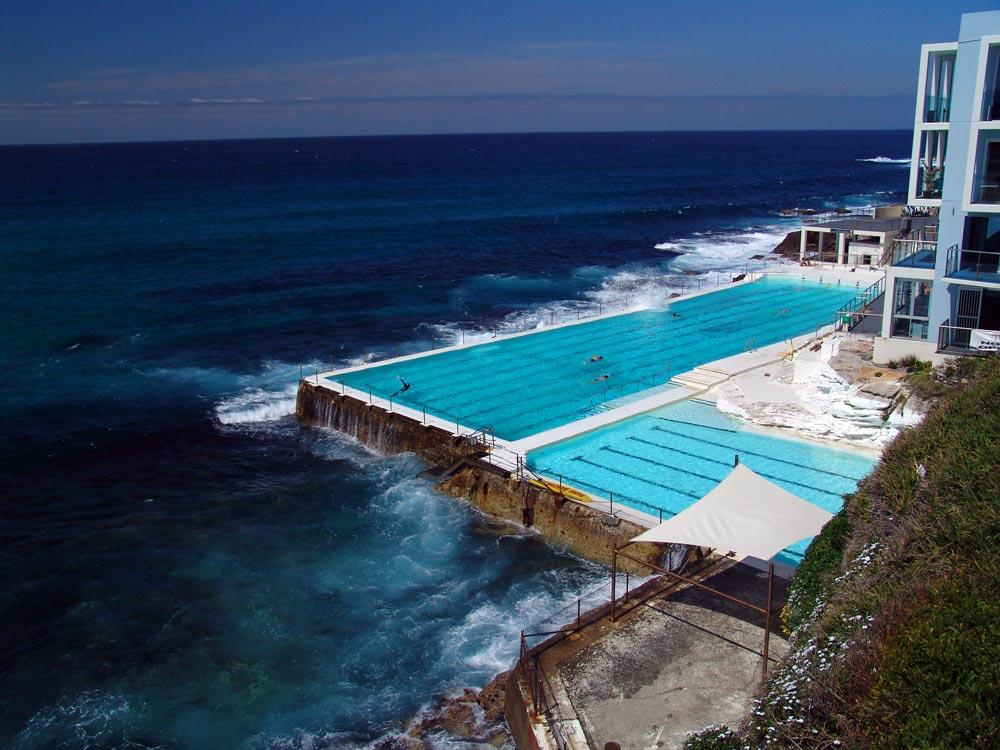 Das etwas andere Schwimmbad