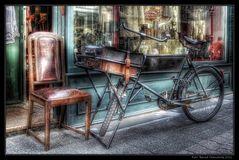 Das Fahrrad  ....
