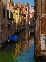 Das farbenfrohe Venedig