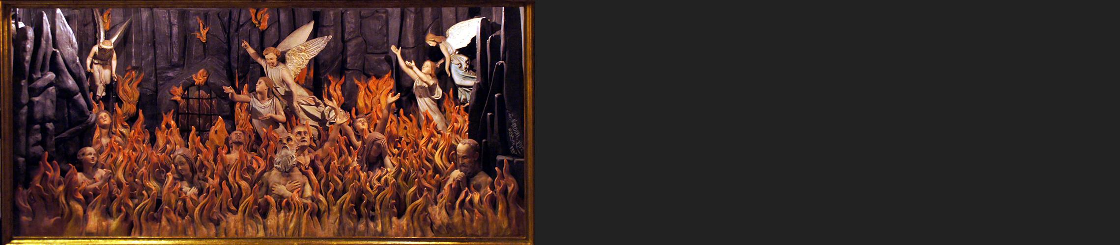 Das Fegefeuer von San Fedele in Como