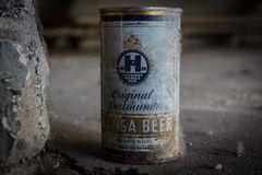 das Feierabend- Bier...