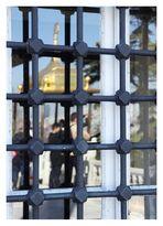das Fenster im Palast
