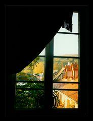 Das Fenster # La ventana