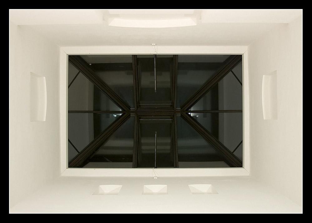 Das Fenster zum Dach