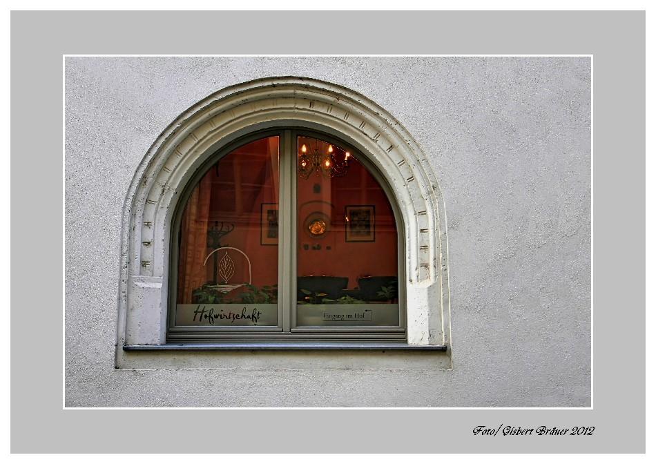 Das Fenster zur Stadt