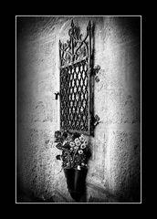 Das Fenstergitter