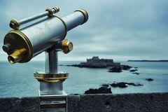 Das Fernrohr von Saint Malo