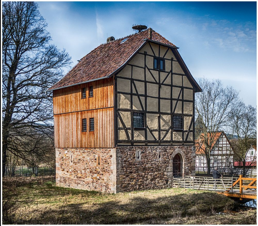 Haus Kaufen Hessen: Das Feste Haus Aus Ransbach Foto & Bild