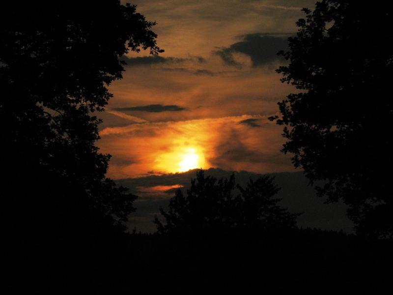 Das Feuer der Sonne ...