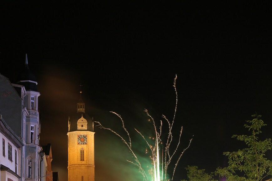 Das Feuerbäumchen