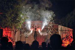 Das Feuerspektakel