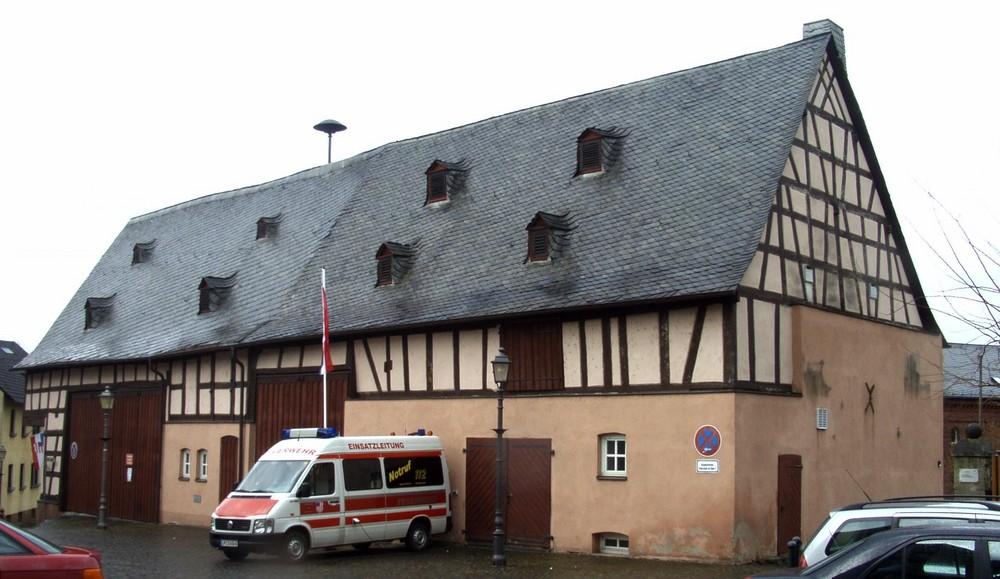 Das Feuerwehrgerätehaus
