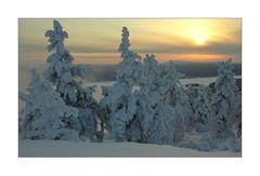 Das finnische Fjell
