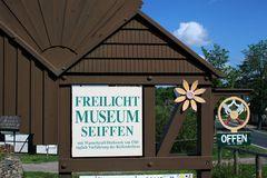 Das Freiluftmuseum in Seiffen