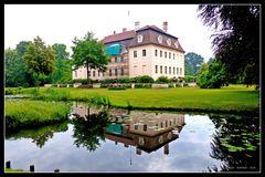 Das Fürst-Pückler (Eis) Schloss Branitz,