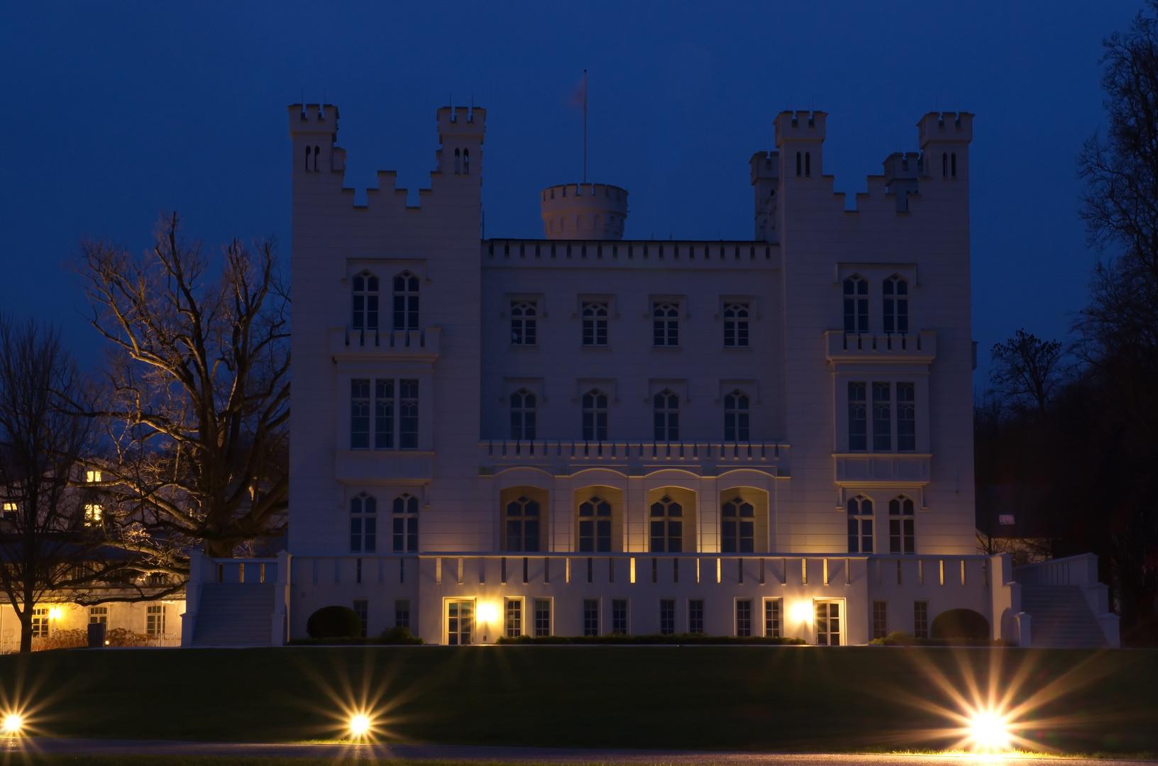 Das G8 Schloss