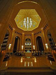 das Gästehaus des Sultans