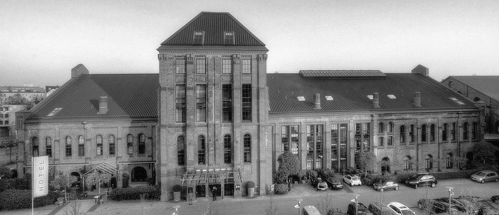 Das Gastwerk-Hotel in HH-Bahrenfeld