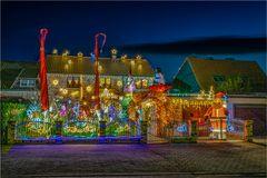 Das Gaterslebener Weihnachtshaus
