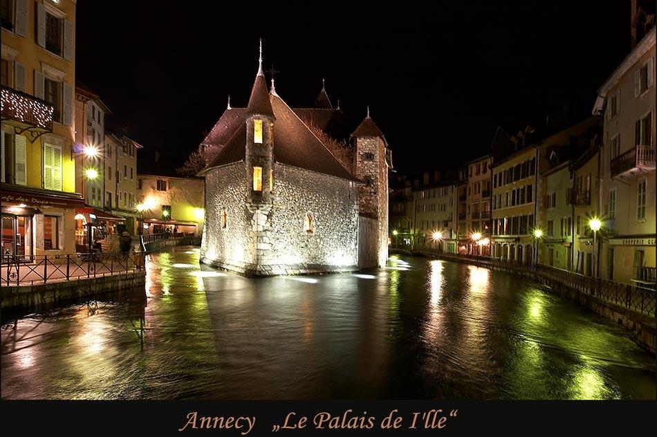 """Das Gefängnis von """"Annecy"""""""