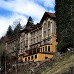 das Geisterhaus der Schweizer Alpen
