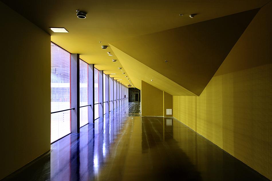 Das gelbe Gewölbe