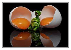 Das Gelbe vom Ei *