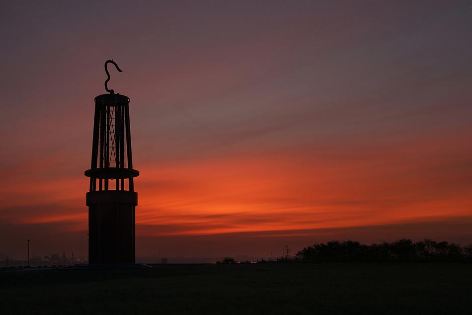 Das Geleucht  vs.Morgenrot