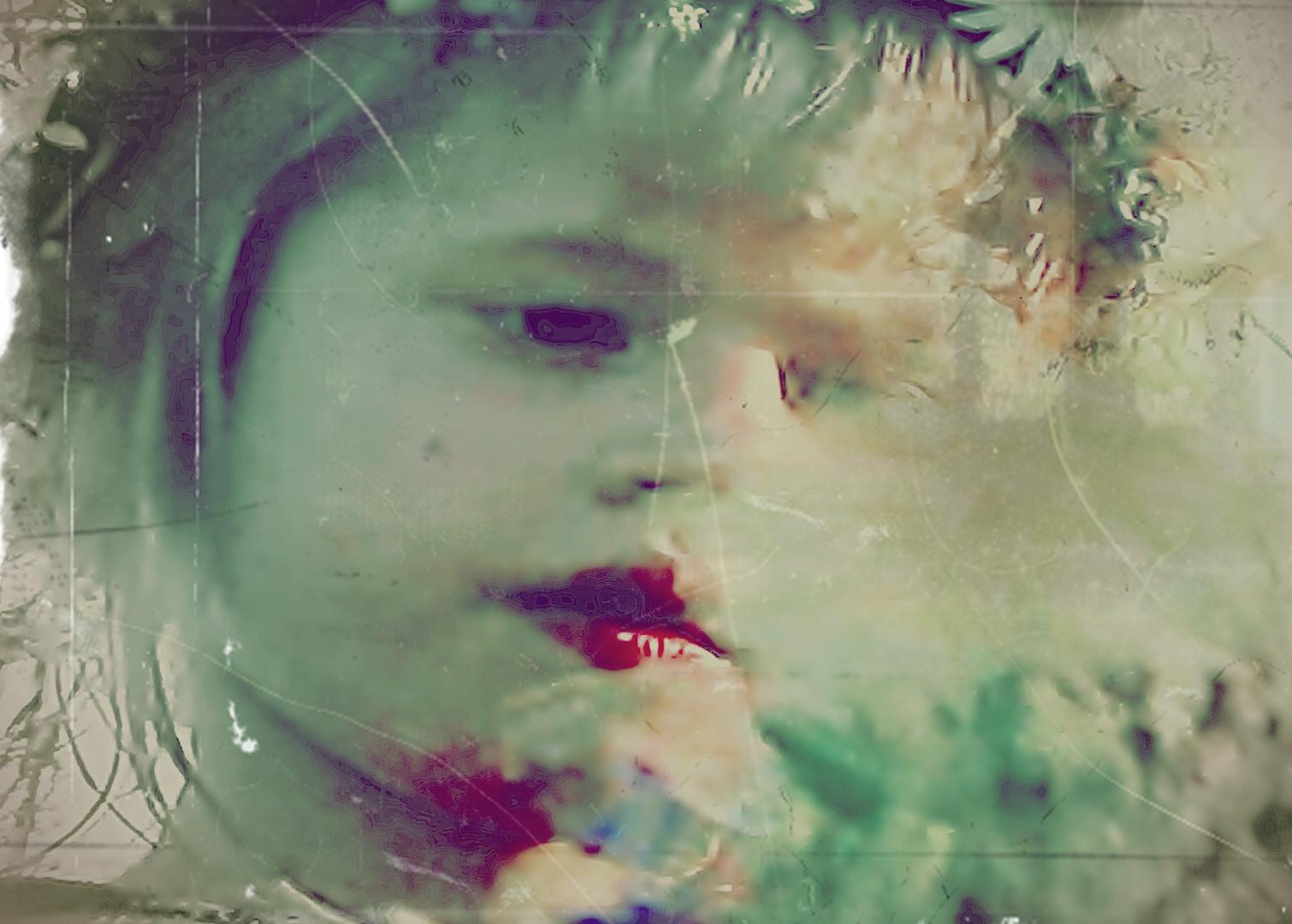 Das geschmückte Kind
