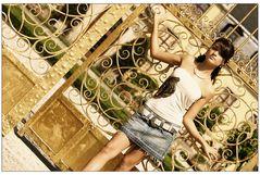 Das goldene Tor zu meinem Herzen