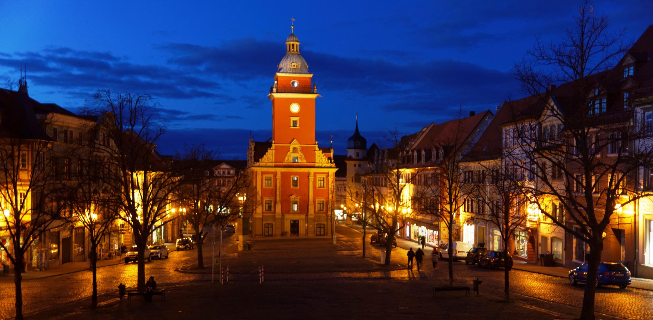 Das Gothaer Rathaus
