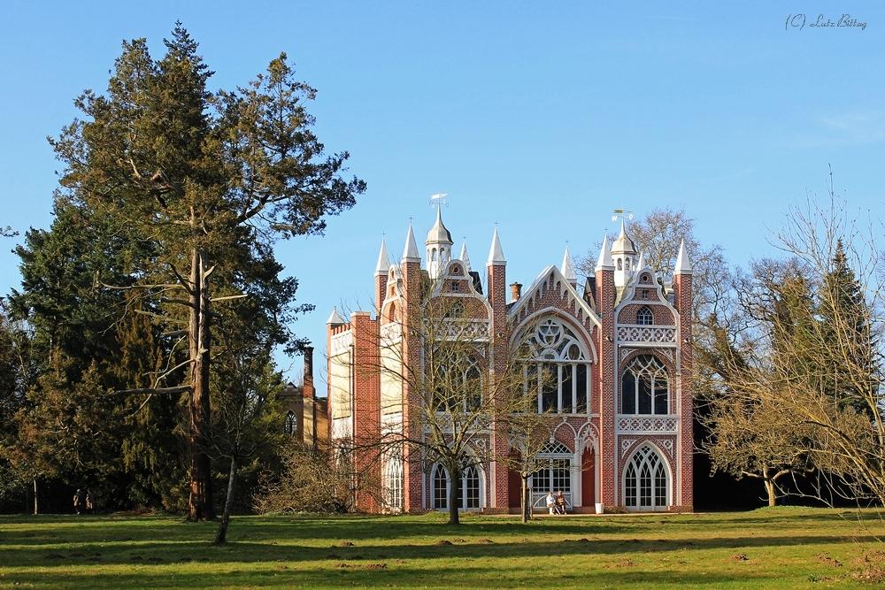 Das Gotische Haus im Wörlitzer Park