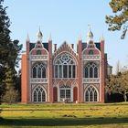 Das Gotische Haus (Parkseite)