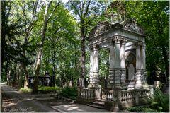 Das Grab der Rosalie Ernst