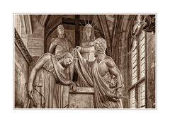 Das Grab des Duc d'Enghien