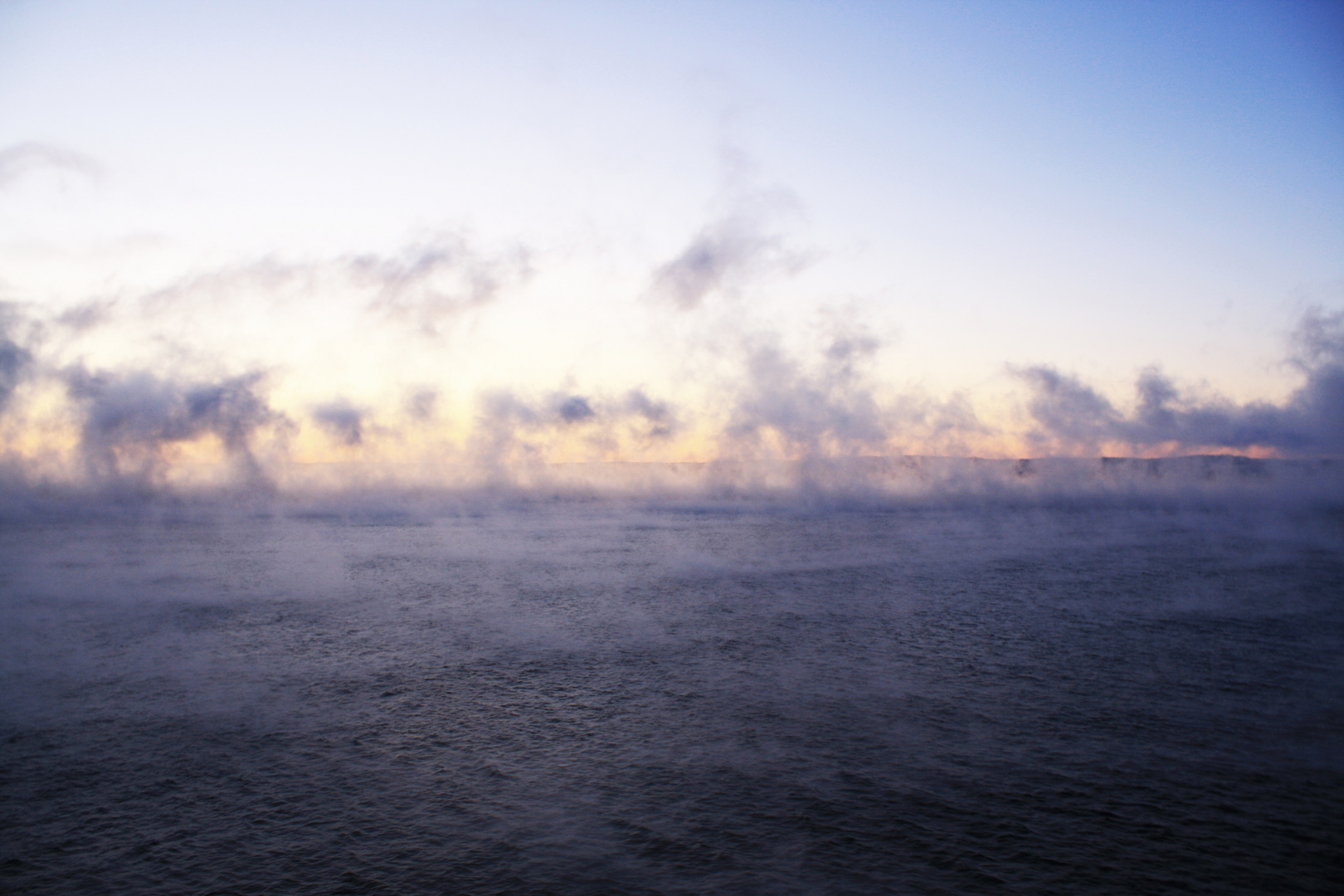 Das Grauen des Meeres .. oder die Schönheit?