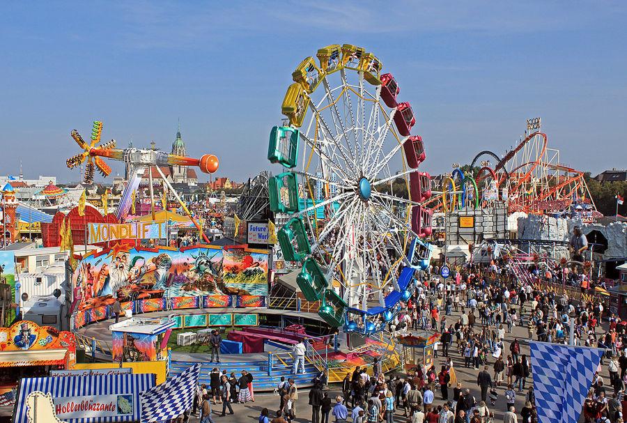 Das größte Volksfest der Welt