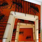 Das große krabbeln die Treppe rauf... (Digiartchallenge 136 Treppe)