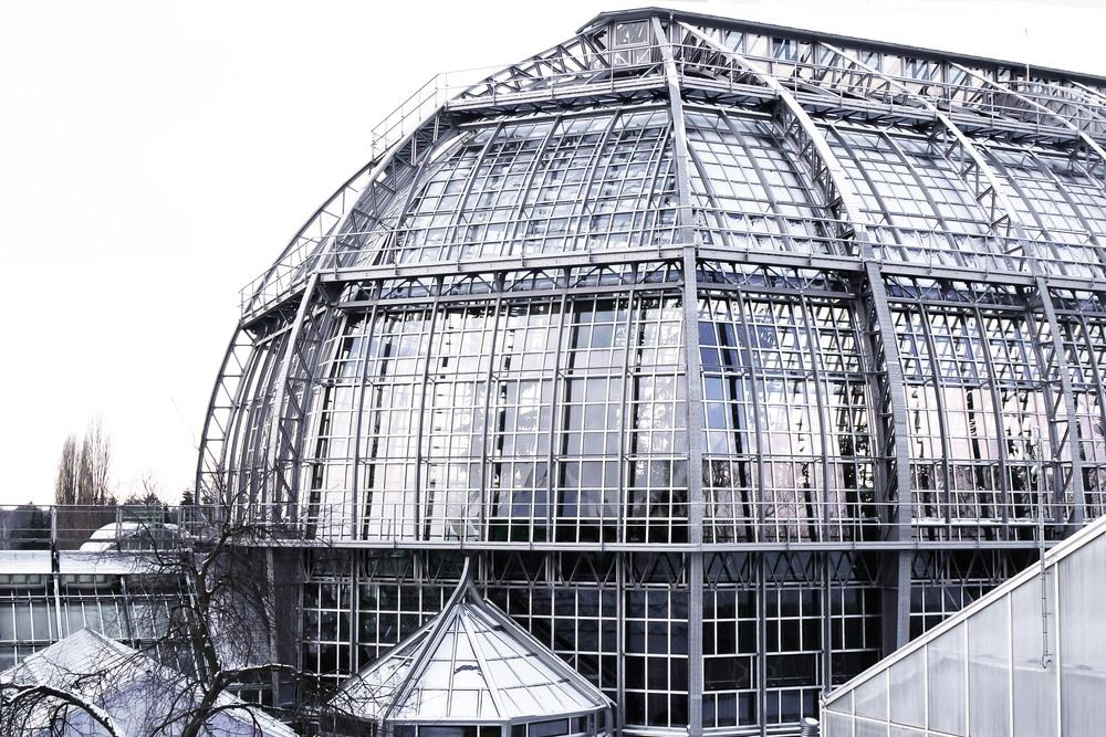 Das große Tropenhaus